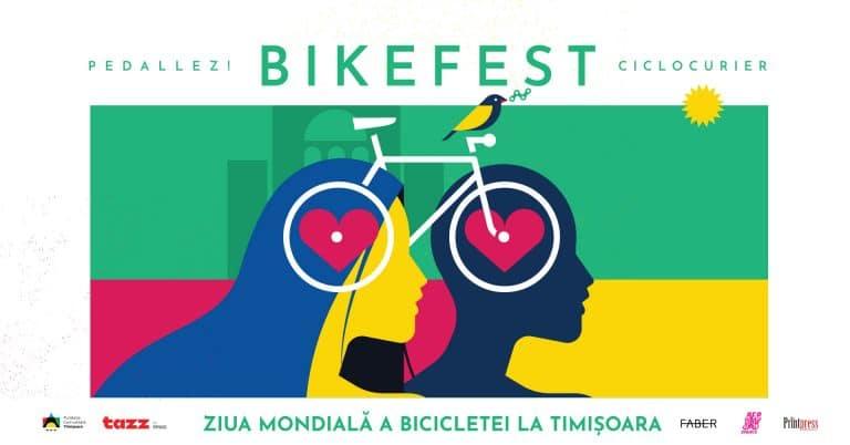 Ziua Mondiala a Bicicletei 2021: Bike Fest